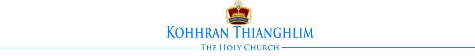 Kohhran Thianghlim Logo